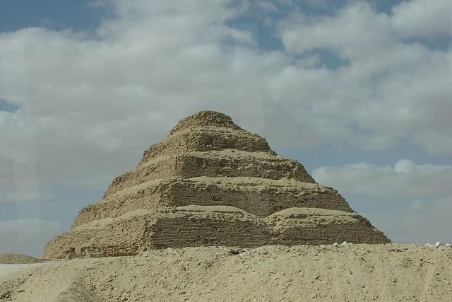 萨卡拉-卓瑟王金字塔  