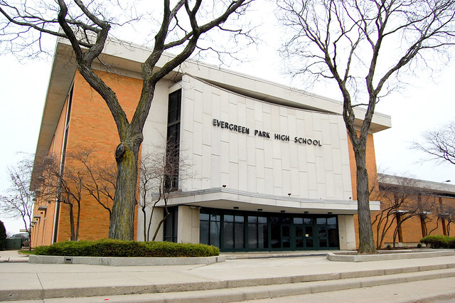 Evergreen park high school flickr photo sharing - Evergreen high school swimming pool ...