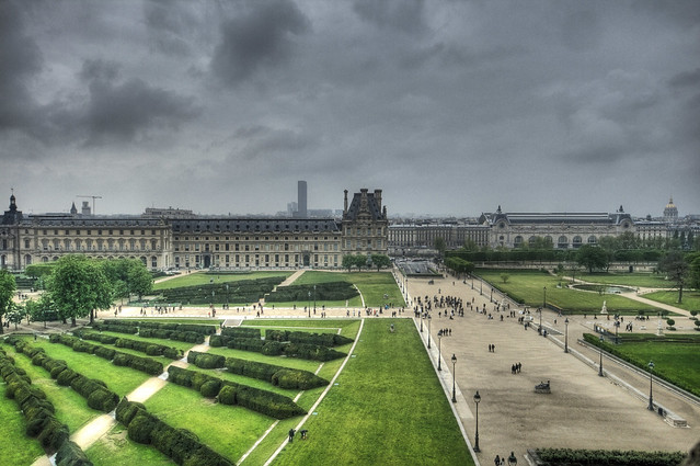 Paris louvre jardin des tuileries musee d 39 orsay flickr for Tuileries jardin