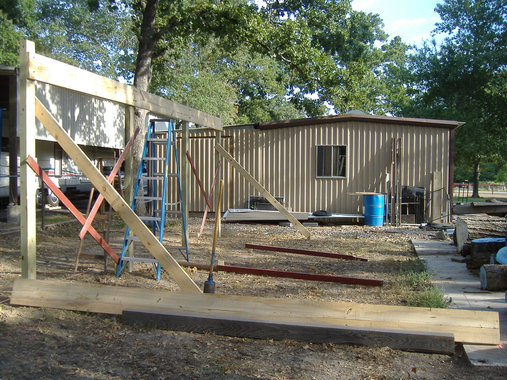 Looking for a sawmill shed design for 24x16 shed