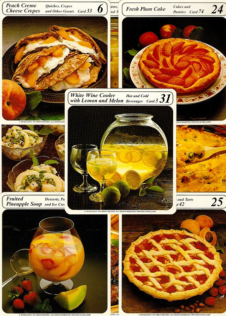 White Wine Sangria Cooler | BigOven - Recipe Software - 200,000