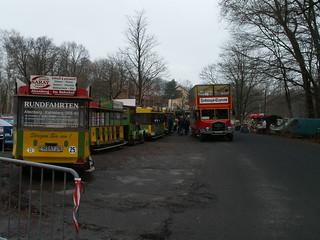 Mit dem Festungs-Express zur Festung Königstein oder eine Rundfahrt 414