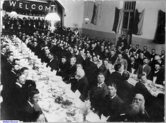 A Banquet in the Mallala Institute 1909