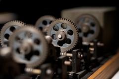 wheel(0.0), engine(0.0), gear(1.0), close-up(1.0),