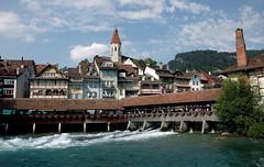 Thun (Switzerland) - Old Town