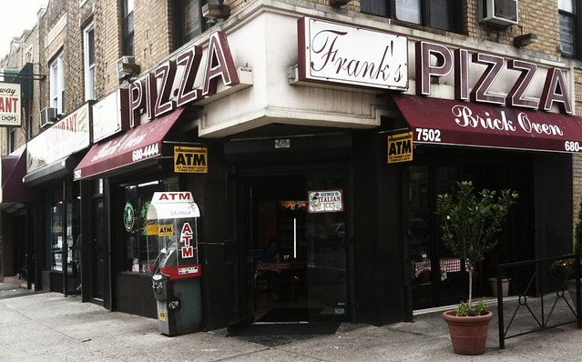 Frank's Pizza on 13th Avenue