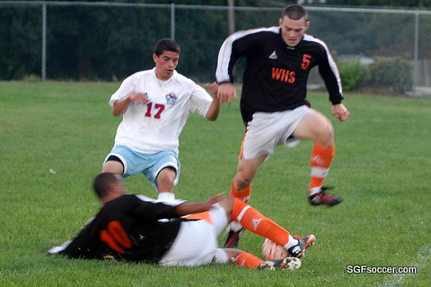 Ozarks Conference Glendale Falcons Get Past Waynesville Tigers In Pks Flickr Photo Sharing