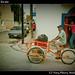 Bicycle cargo, Bacalar