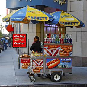 Sabrett Hot Dog Sizes