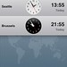 Clock iPhone app