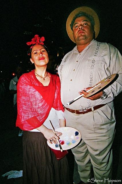 Frida and Diego  Hallo...