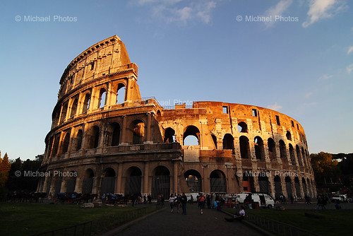 voyage trip travel sunset italy rome roma architecture europe 旅行 日落 italie colosseo 欧洲 意大利 罗马 斗兽场