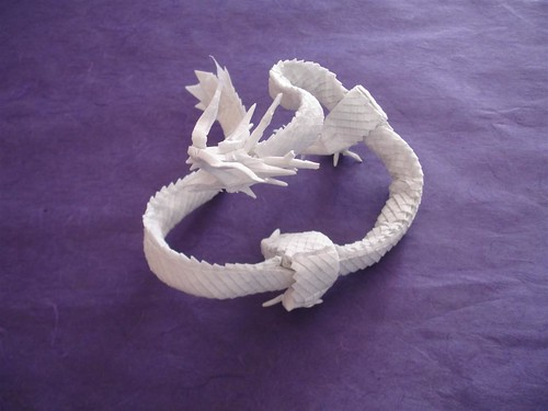 Origami, The Art of Designing and Manufacturing Masterpieces - photo#34