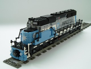 Maersk locomotive (1)