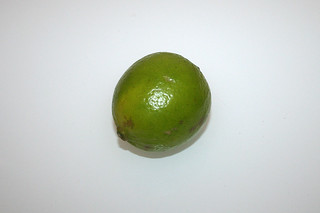 01 - Zutat Limette / Ingredient lime