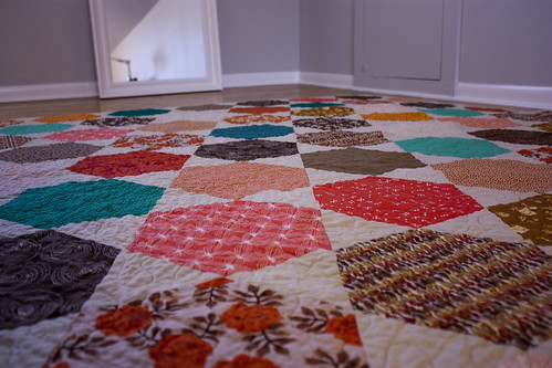 Rosalie Quilt for Rachel