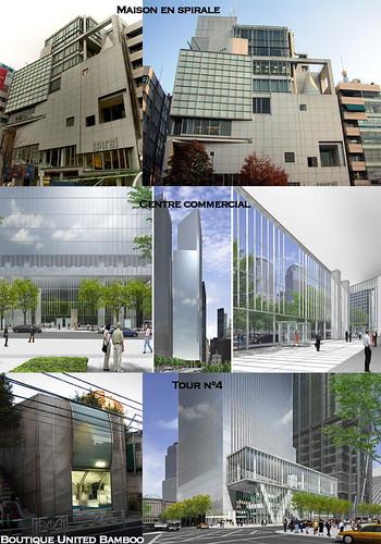 Ma semaine de stage architectes japonais et espagnol - Architecte japonais tadao ando lartiste autodidacte ...