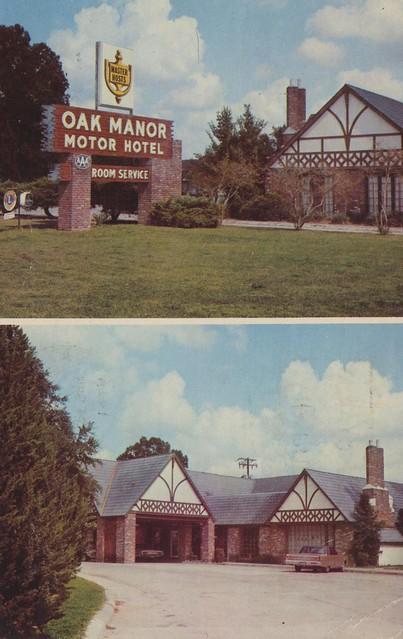 Oak Manor Motor Hotel Baton Rouge Louisiana Flickr Photo Sharing
