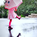 she likes walking in the rain by yolilin