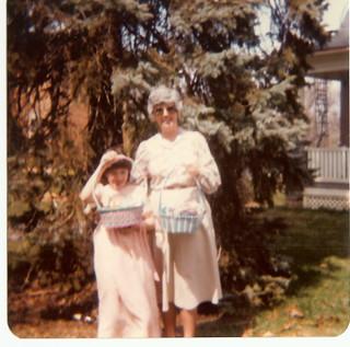 Esta and Evelyn Jarrett