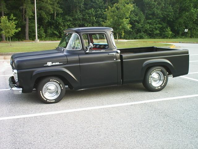 Picssr 1957 58 59 60 ford f 100 f 100 pickup trucks 39 s flickr photos