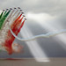 Frecce Tricolori by He||Gate