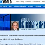 (Article on my Grandfather) Network World - The Master of Enterprise Servers