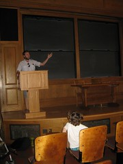Tim Teaching at Yale