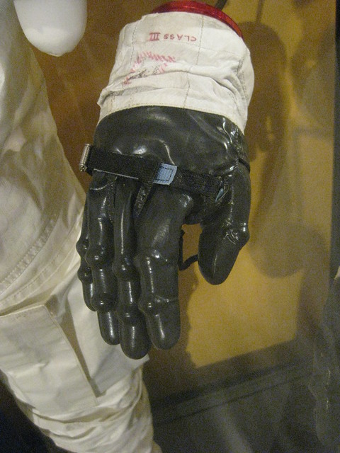 space suit glove hardware - photo #35