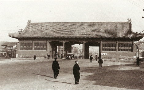 Di an men,Old Beijing地安门(1955年)
