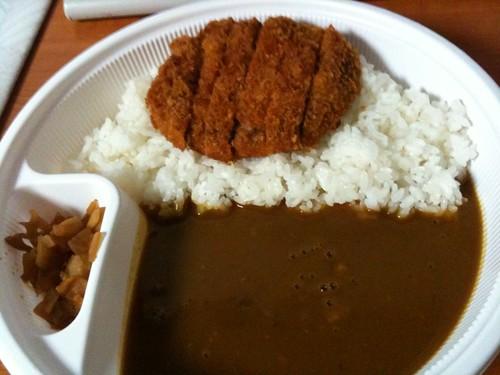 2009.8.18の昼ご飯