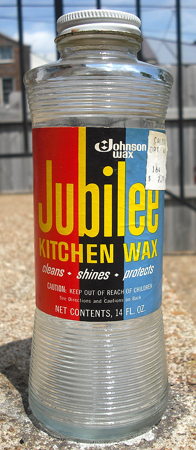 vintage jubilee kitchen wax - Jubilee Kitchen Wax