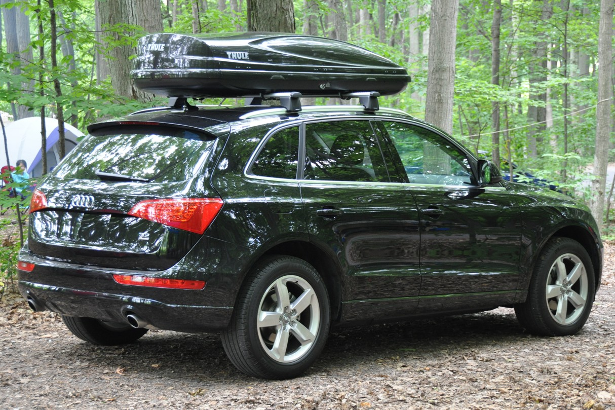 any of you q5 owners know if its roof rack. Black Bedroom Furniture Sets. Home Design Ideas
