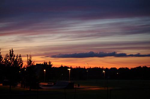sunrise estonia pentax eesti k7 päikesetõus