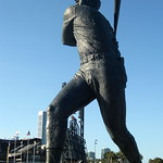 San Francisco: AT&T Park - McCovey Point - Willie McCovey