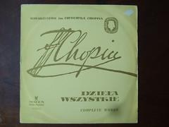 Mazurkas (5) op.7 Chopin