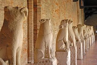 Gargouilles (musée des Augustins, Toulouse)