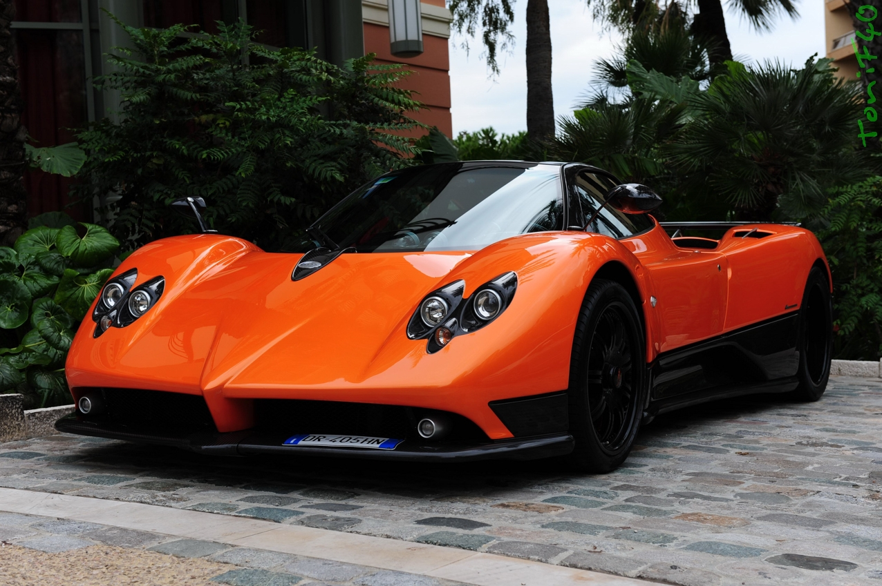 pagani zonda f orange black prototype 0 76091 page 3 forum pagani. Black Bedroom Furniture Sets. Home Design Ideas