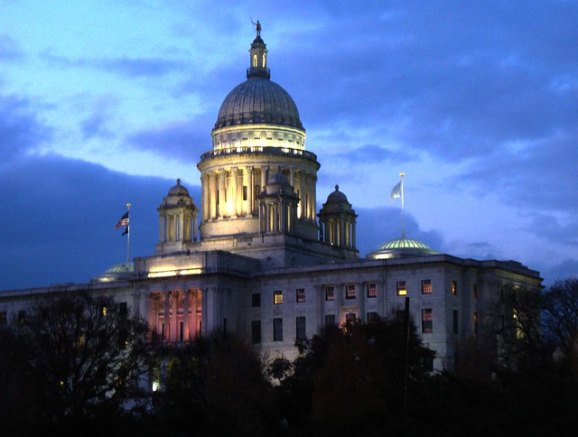Twilight State House