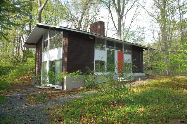 Carl Koch Techbuilt House Turning Mill Rd Lexington Ma