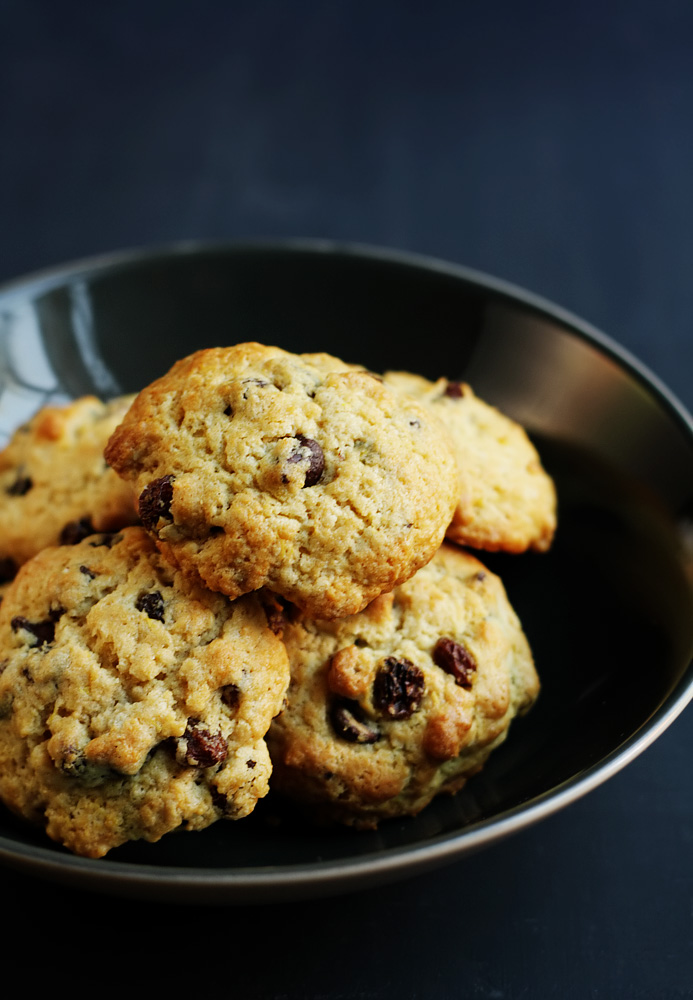 Old-Time Favourites: Choc Chip and Lemon Rock Cakes