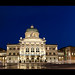 Federal Palace of Switzerland by Popeyee