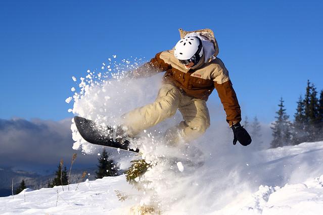 snowboarding '09