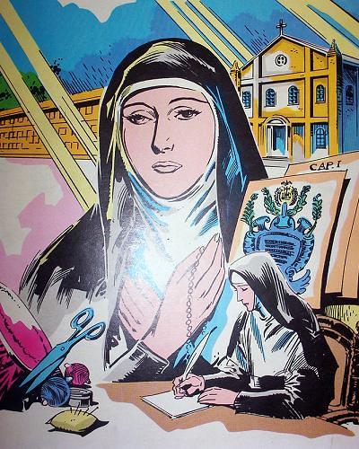mother ignacia del espiritu santo essay Beaterio de la compañia de jesus the life of the beatas during the philippine revolution (1896 – 1899) introduction mother ignacia del espiritu santo is a major.