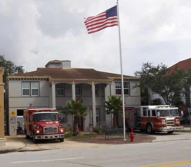 Fire Station #13 Jacksonville FL