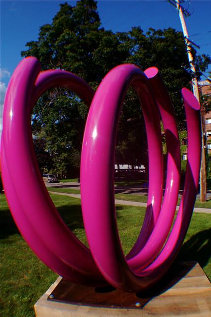 John Clement Art Prize Sculpture at Castle 8-12-09 4