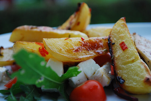 Potatoes with by abris2009