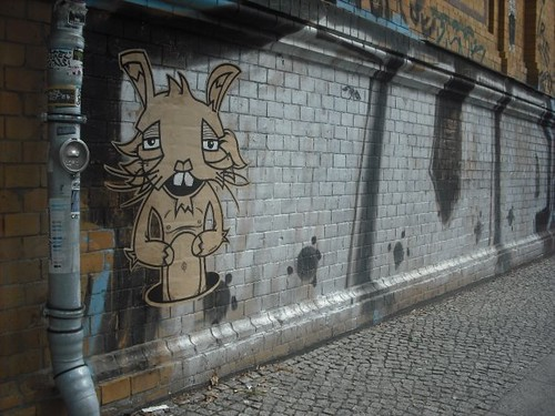 SickNote. Berlin Rabbit (c) 2009
