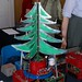Meccano Christmas Tree by Michael Edwards by Greg Webb Photographer