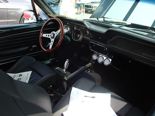 Toyota Of Renton >> T5 shifter relocate - Vintage Mustang Forums
